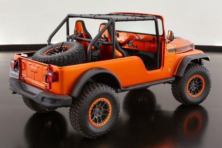 The Jeep CJ66