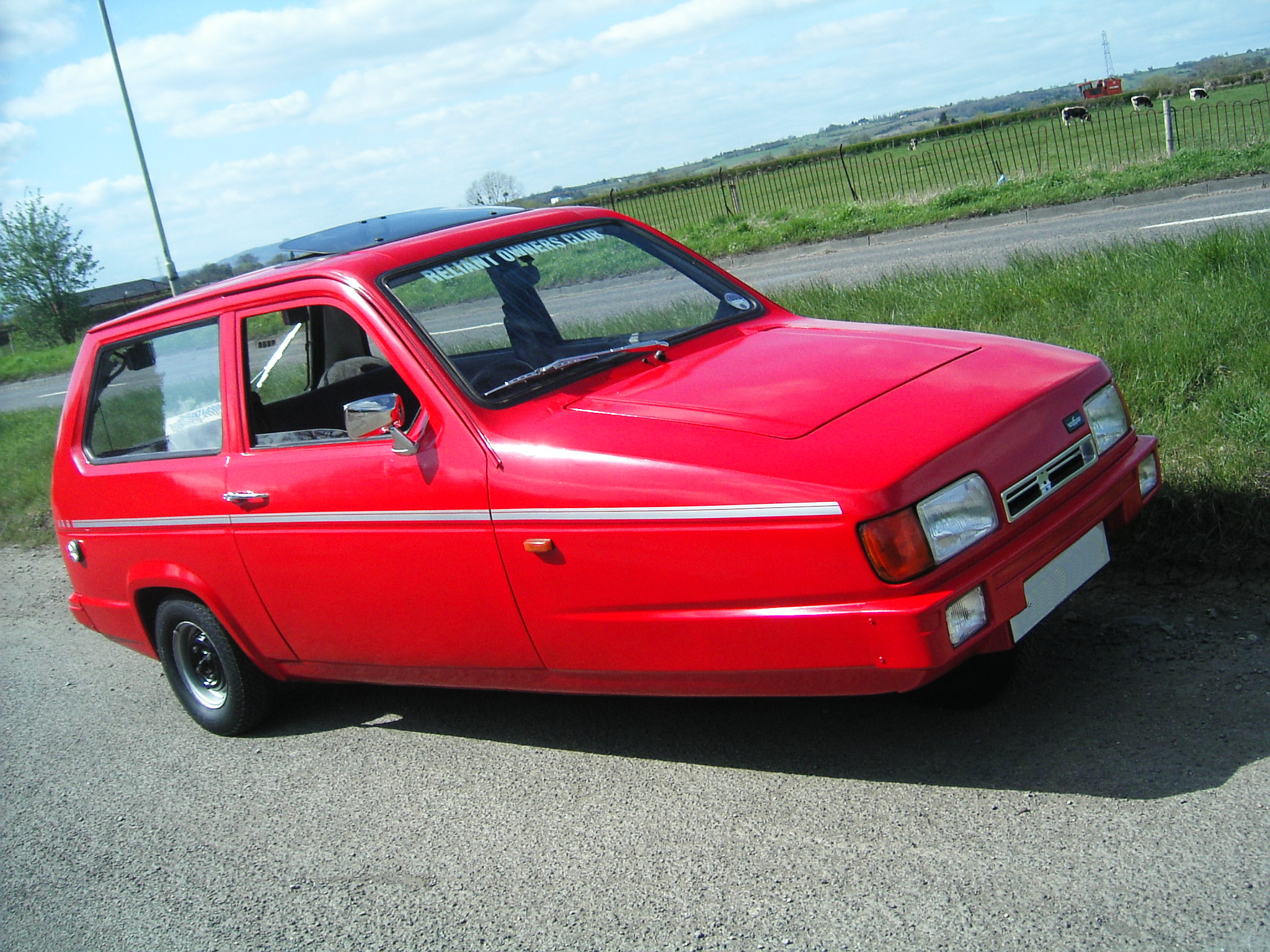 Reliant Robin Mk2