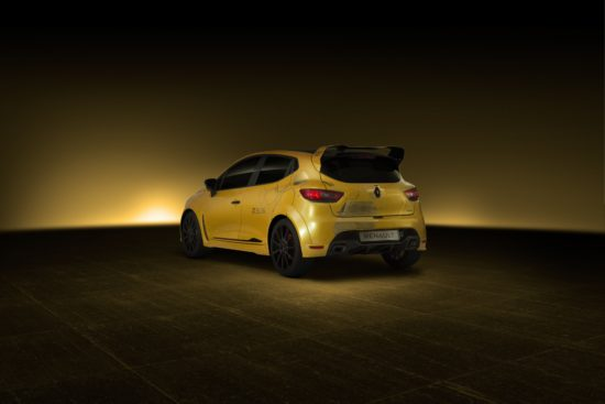Renault Sport Clio RS16 - tył