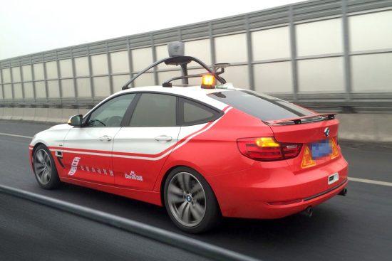 Baidu-Autonomous