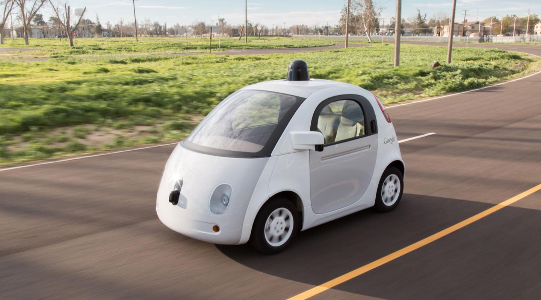 google samochód