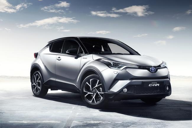 Toyota H-CR