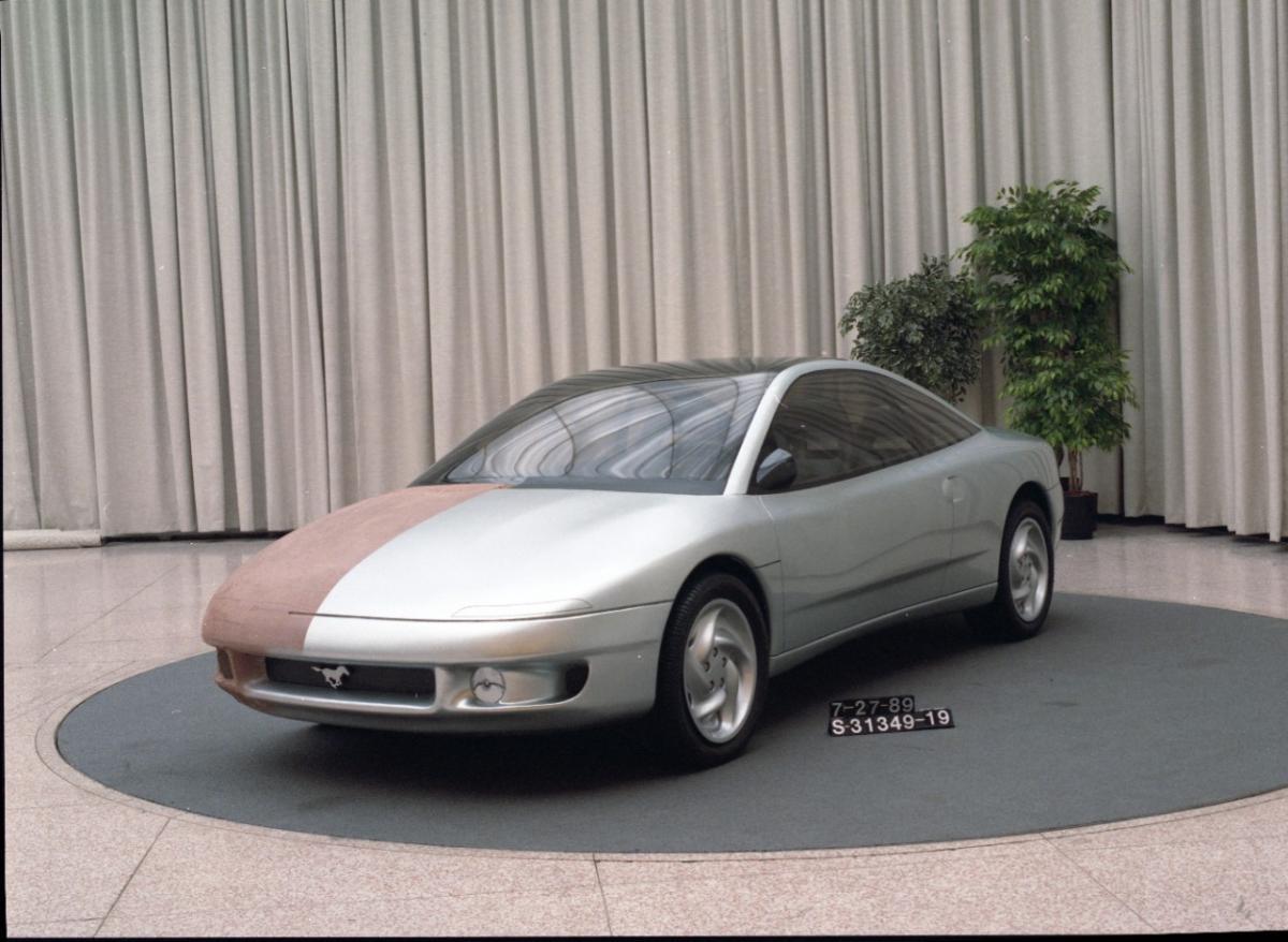 Mustang '80
