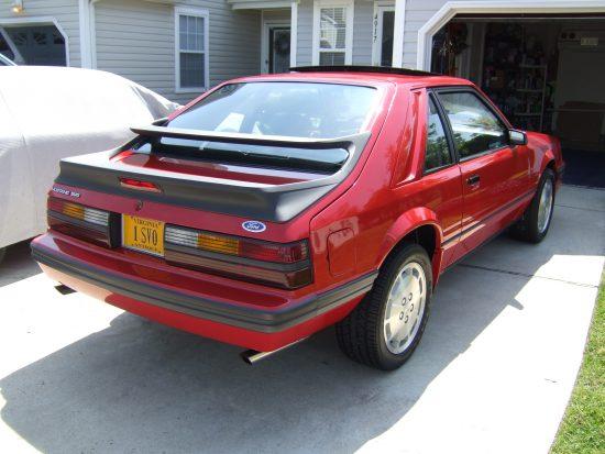Mustang 1979