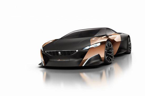 Peugeot Onyx - koncepcja