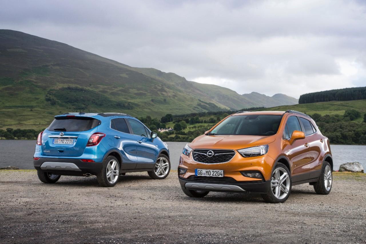 Elektryczny Opel