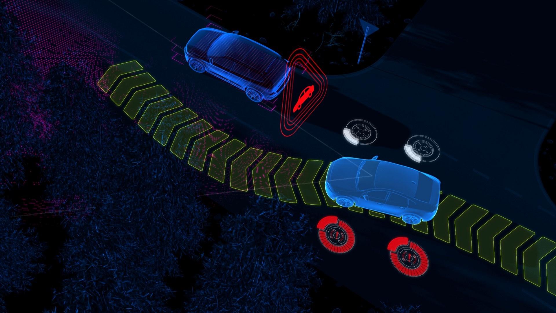 Autonomia Volvo
