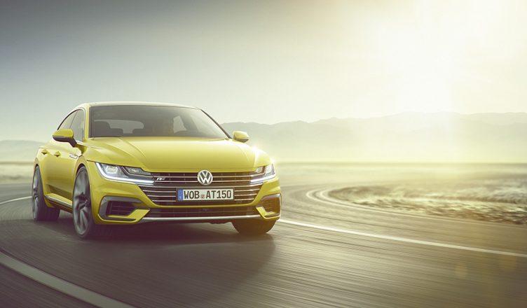 Nowy Volkswagen Arteon
