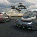 Era latających samochodów nadciąga. Auto Airbusa.