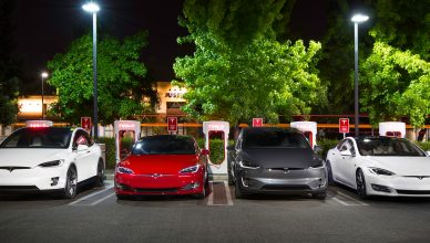 Supercharger Group Front