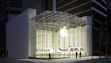 Apple budynek