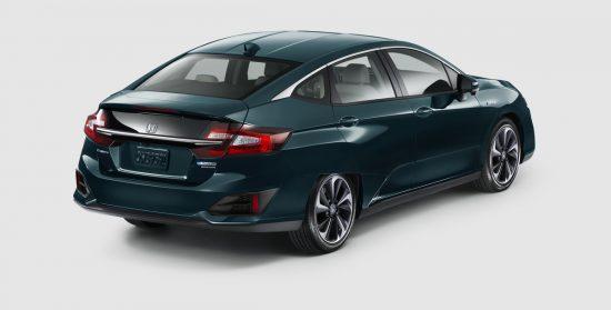 Honda Clarity EV tył