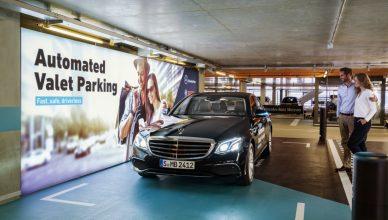 Autonomiczny Mercedes